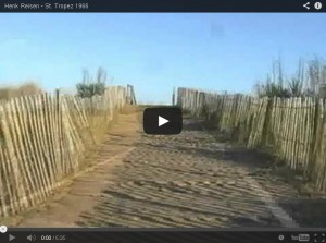 ST. TROPEZ 1966 - Video